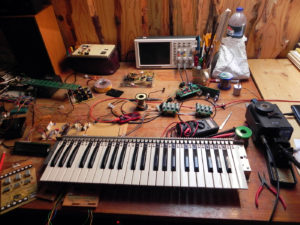 Monchique Synth Lab