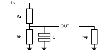 Rc Filtering For Ssm2164 Cvs Fed From Dacs on electric