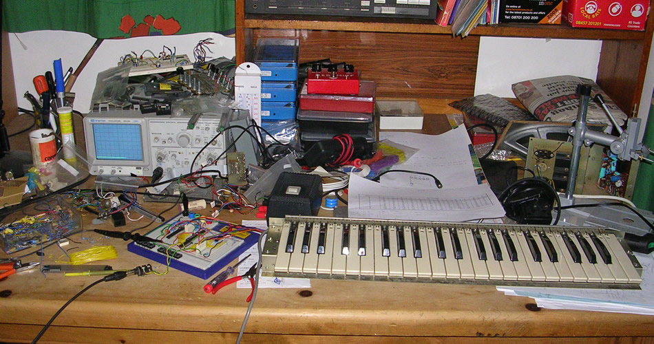 Synth Workshop