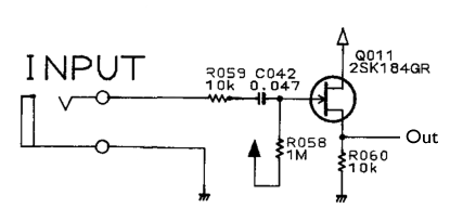 MT-2 Metal Zone Input Buffer