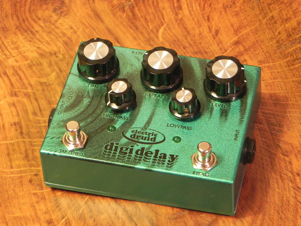 DigiDelay pedal