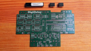 DigiDelayPCB+Chipset